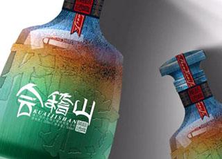 会稽山酒包装设计